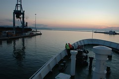 croatian ferry july 2009 150 (milolovitch69) Tags: sunset sea ferry dawn croatia adriatic ancona july2009