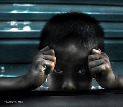 The Child Who Asks (Tomasito.!) Tags: poverty light boy window car children photo eyes hands flickr child humanity philippines homeless streetphotography photojournalism surreal social beggar explore huma