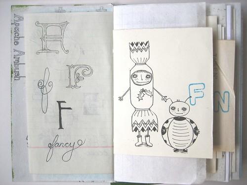 "Louise Bird + Melanie Bush 1 • <a style=""font-size:0.8em;"" href=""http://www.flickr.com/photos/61714195@N00/3726755445/"" target=""_blank"">View on Flickr</a>"