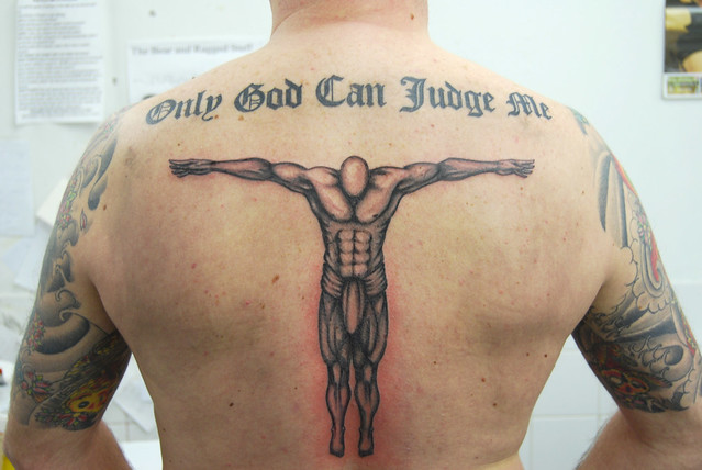 beckham style angel tattoo 2. Tattooed by Johnny at;. The Tattoo Studio