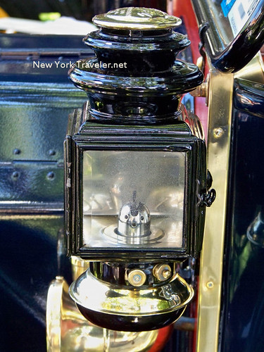 1913 Ford Head Lamp