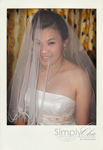 Jennifer ~ Wedding Day