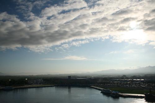 Clouds over Puerto Vallarta