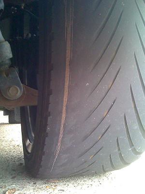 Rear Tire Wear Issues S2ki Honda S2000 Forums