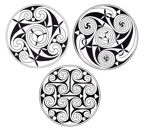 Celtic Design 028