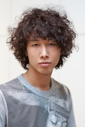 【男生髮型】爆爆捲捲捲