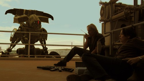 película Transmorphers: Fall of Man
