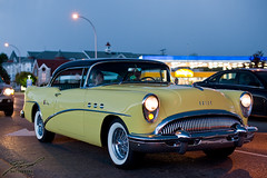 The Yellow Buick