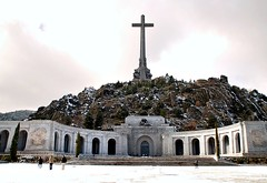MADRID VALLE DE LOS CAIDOS (El escorial)