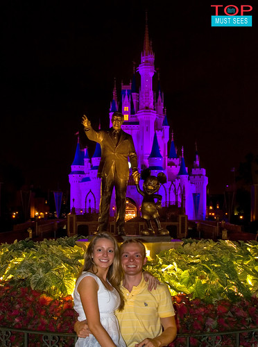Sarah and Tom's Walt Disney World Top 30 Must Sees - #1
