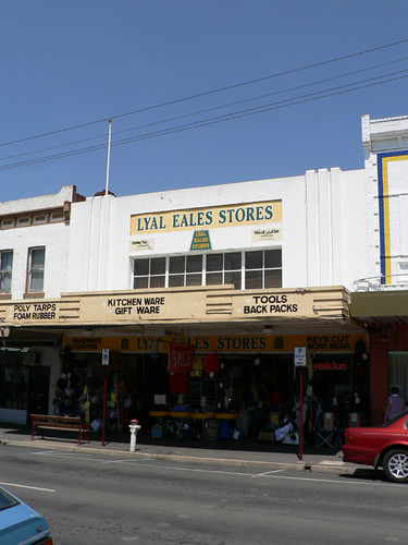 Lyal Eales Stores, Maryborough