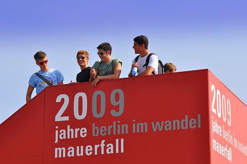 2009 - 20 Jahre Mauerfall