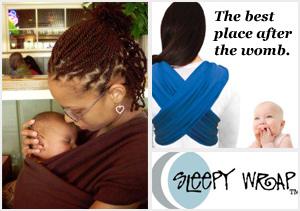 sleepy wrap baby carrier
