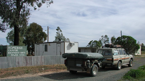 Homebush Camping Ground Caravan Park Penarie