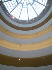 Solomon R. Guggenheim Museum rotunda