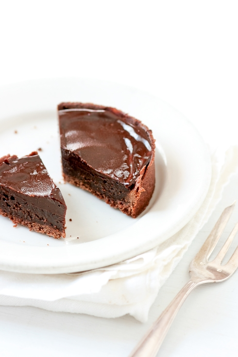 Chocolate Trufle Tarts