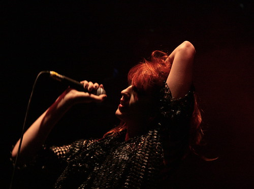 Florence And The Machine live @ The Electric Picnic 2009