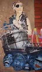 Quasikunst Art (Tropical Diaspora) Tags: street old urban berlin art graffiti stencil screenprint arte alt fenster kunst stickers paintings drawings tags canvas artistas posters tropical linocut asa fachada stencilart velho berlim diaspora fassade pasteups computerdesign customtoys inkwork homeprint quasikunst djgarrincha asacrew tropicaldiaspora