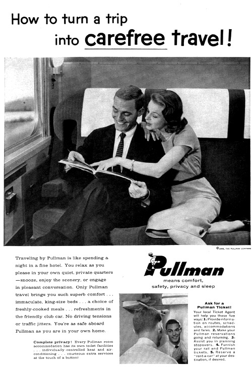 Vintage Ad #918: How to turn a trip into carefree travel