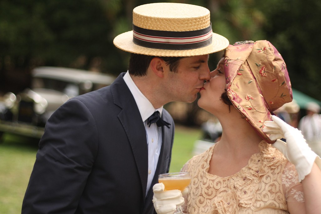 Mr. & Mrs. Trott