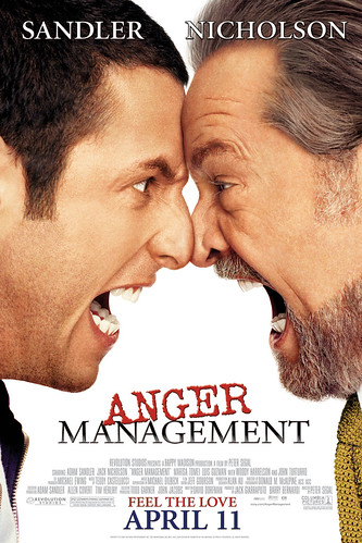 Anger Management (2003) by Nadaone2.