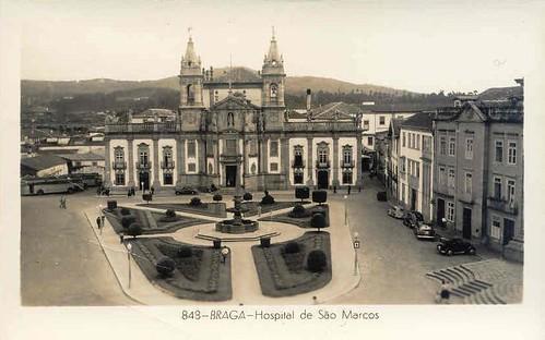 Braga-Antigo Hospital S Marcos