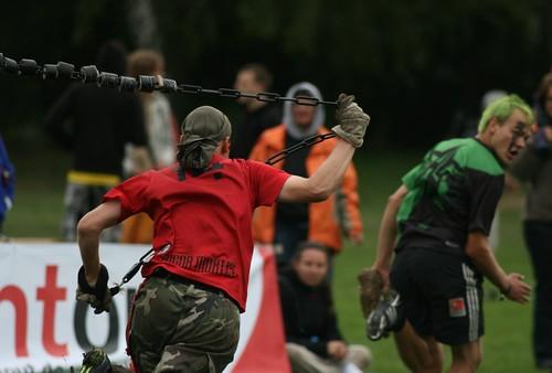 Jagd auf den Läufer