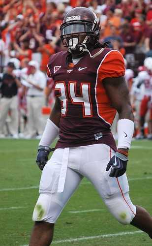Ryan Williams and the Hokies look to keep moving the football against the Yellow Jackets