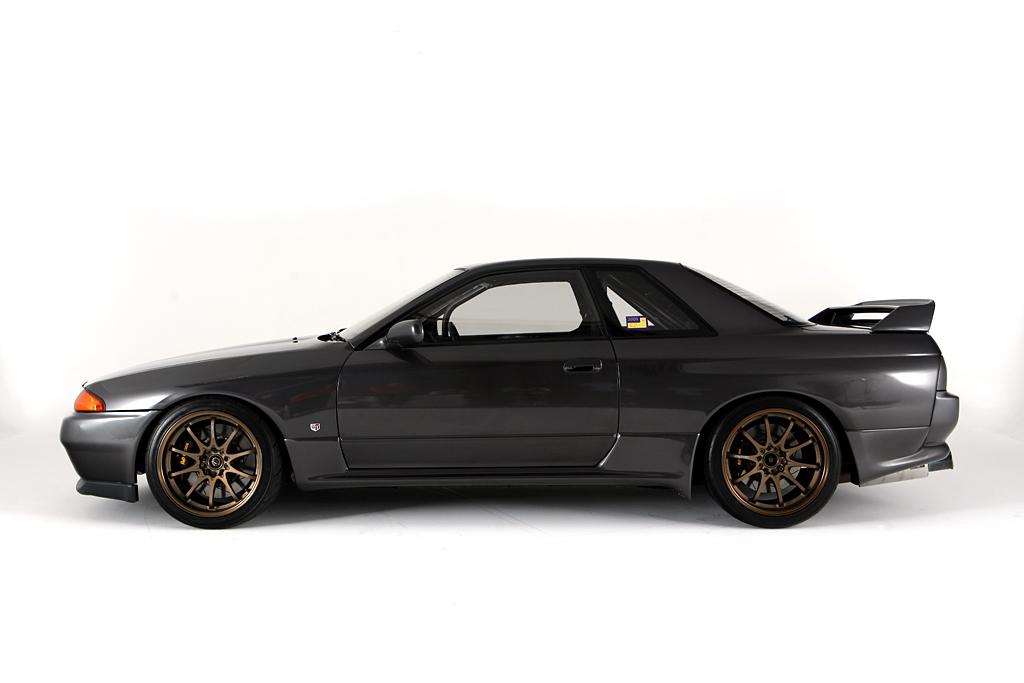 My 1993 Nissan Skyline R32 Gt R