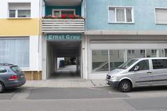 Grau in Azurblau (Stuttgart-West) (regionalblind) Tags: urban stuttgart ernst grau images stadt blau stadtbilder stdtisch regionstuttgart regionalblind phregio phurban