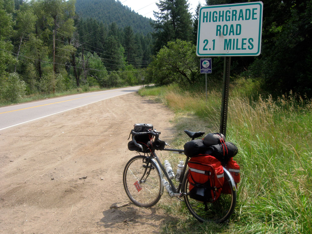 HighGrade Road!