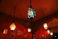 Khaima Morrocan Restaurant in Seminyak (daniel nadal) Tags: roof bali restaurant seminyak