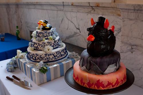 Both cakes 1