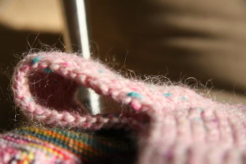 yarn halo