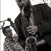 Rush Hour Blues, September 24th. 2009 : Mike Williams Quartet