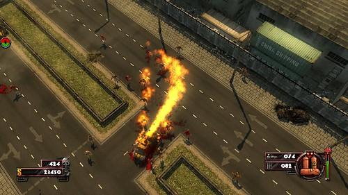 juego Zombie Driver screenshot
