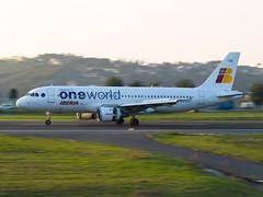 A320-200 EC-FDB LECO (joseluismaquieira) Tags: spain coruña jet landing airbus medium comercial leco a320200 coru corua ecfdb