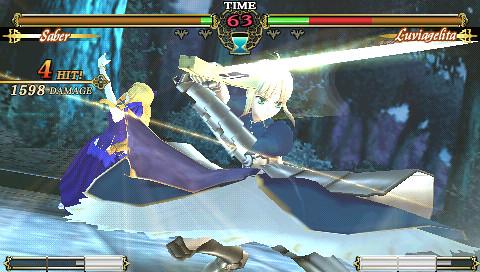 fate unlimited screenshot