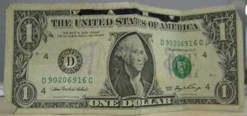 Modified Federal Reserve Note