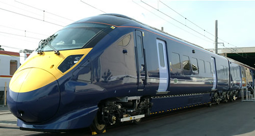 Southeastern High Speed Train (UK)
