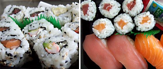 sushi ya Maastricht
