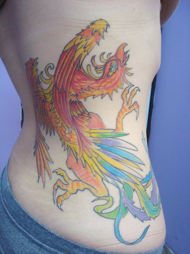 Japanese Phoenix Tattoo Design. Japanese Phoenix Tattoo Design. at 9:03 AM