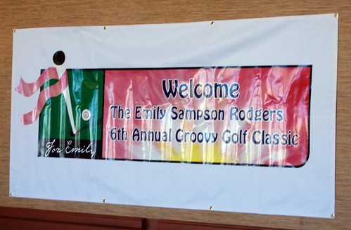 Rodgers Golf Classic Banner