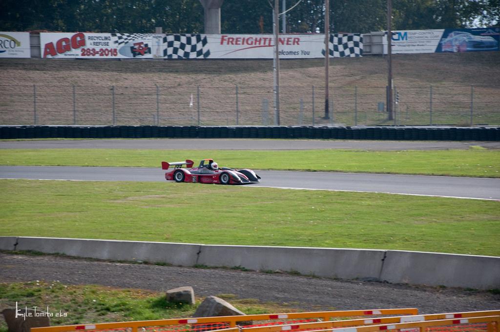 12 Hour Endurance Race at PIR 10-17-2009 11