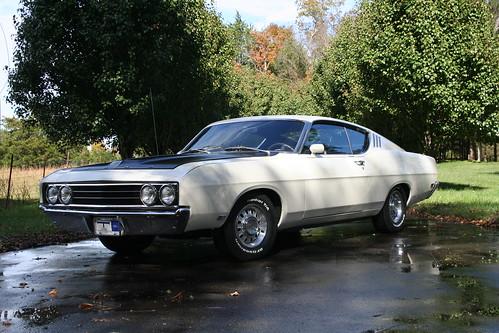 1969 Ford Talladeg