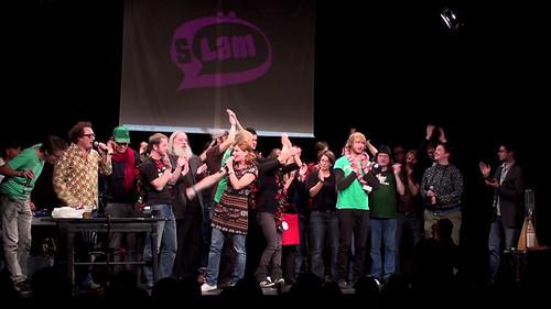 Ö-Slam 2009 Preisverleihung