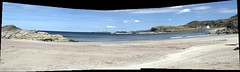 Clashnessie (itmpa) Tags: panorama west slr beach composite canon coast scotland sand sandy shoreline scottish panoramic atlantic shore sutherland westcoast stich stiched 30d canon30d clashnessie tomparnell claisaneasaidh clashnessiebay itmpa archhist