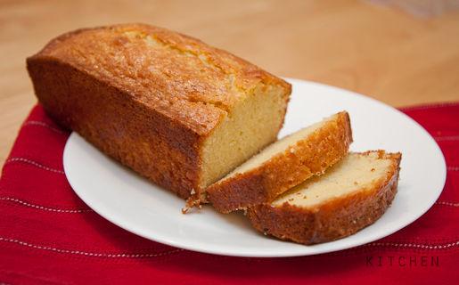 Vanilla Loaf