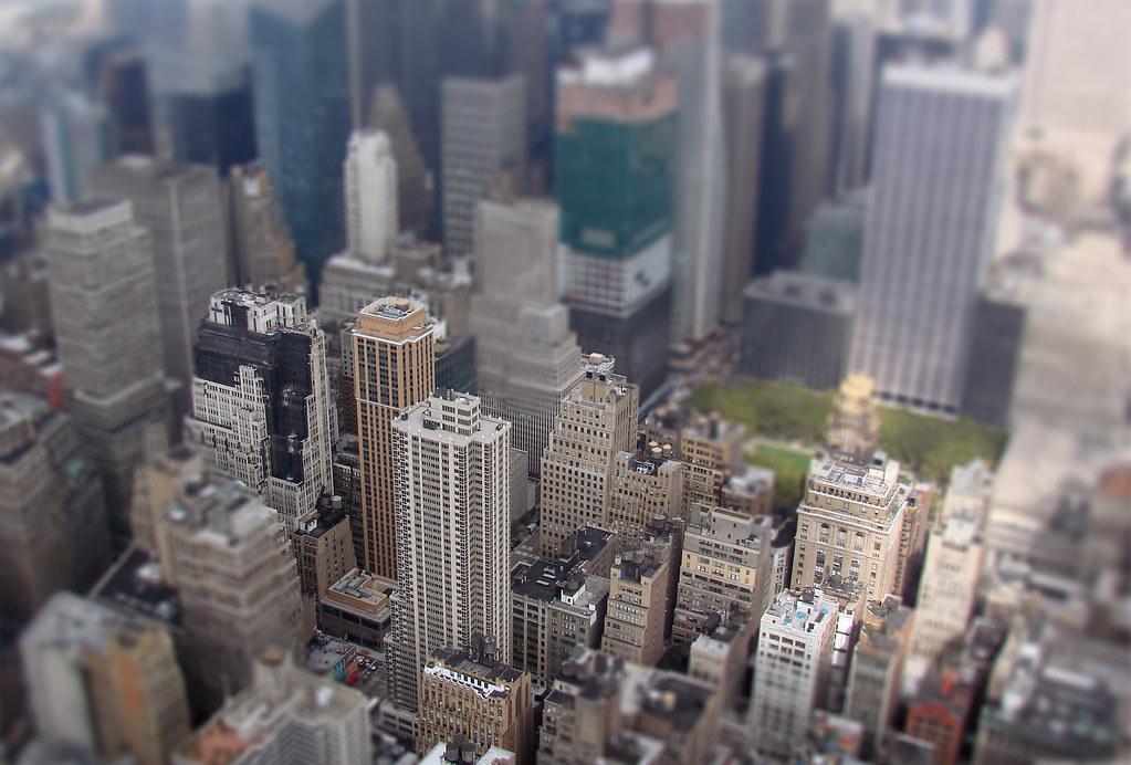 Mini Manhattan