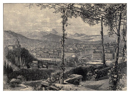 032-Turin-Italian pictures drawn with pen and pencil 1878